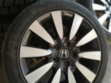 "Honda OEM 17"" 5x114,3"