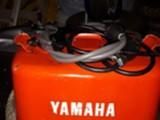 Yamaha tankki