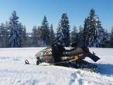 Arctic cat Zrt 600 triple