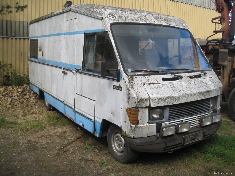 Nettivaraosa mercedes benz 307d 1981 matkailuauto for Mercedes benz vehicle