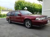 Volvo 960. Osina