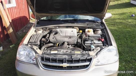 Nettivaraosa Chevrolet Nubin 2008 Project Vehicles Nettivaraosa