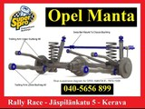 Opel pusla iskari race