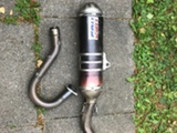 Honda crf450HGS