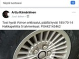 Nokian Volvo 240