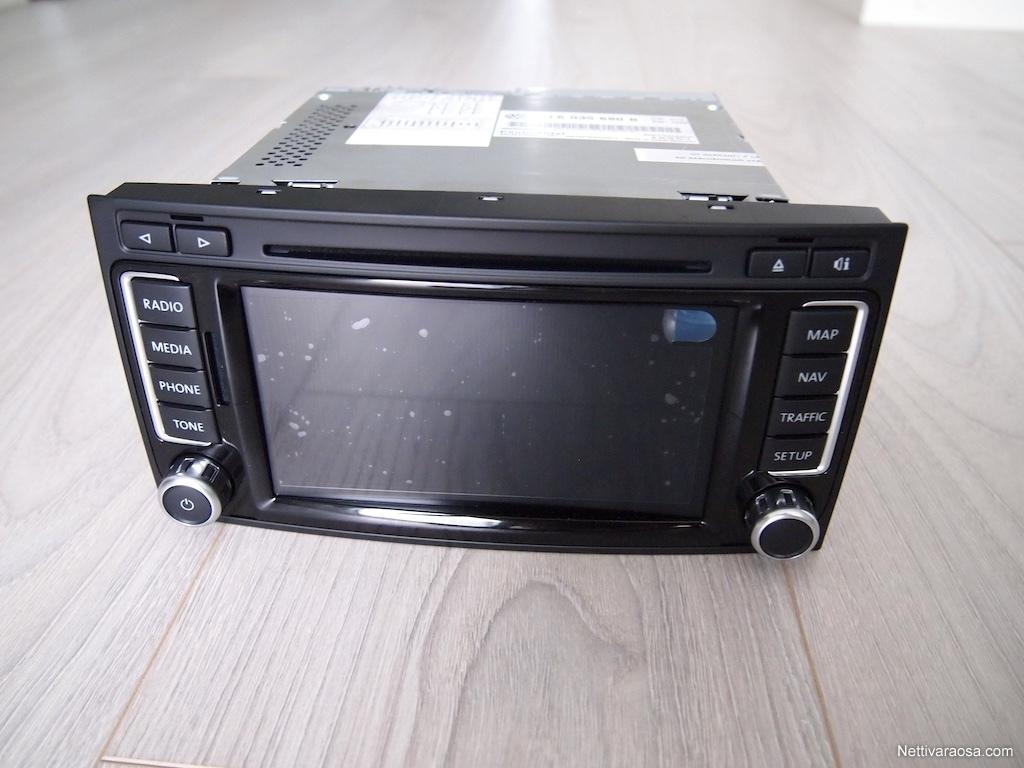 Nettivaraosa - VW RNS 510 2014 - Soitin/navi - Car HiFi and accessories - Nettivaraosa