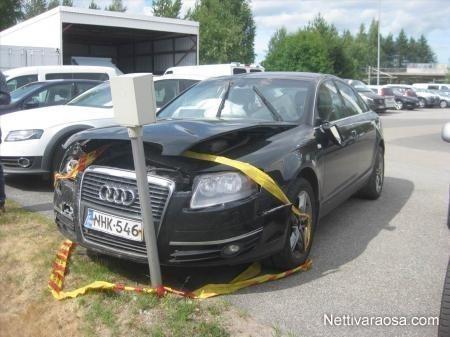 Audi A6 2008 Spare And Crash Cars Nettivaraosa