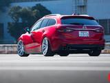 Mazda 6 takaspoileri