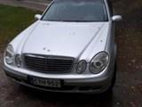 Mercedes- Benz  E 200 cdi