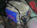 IAME Parilla 100cc icaj