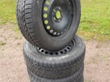"""Nokian Volvo..Ford 16"""""""