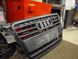 Audi b8 maski musta quattro