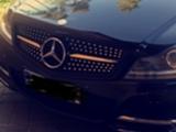 Mercedes benz Diamond grill