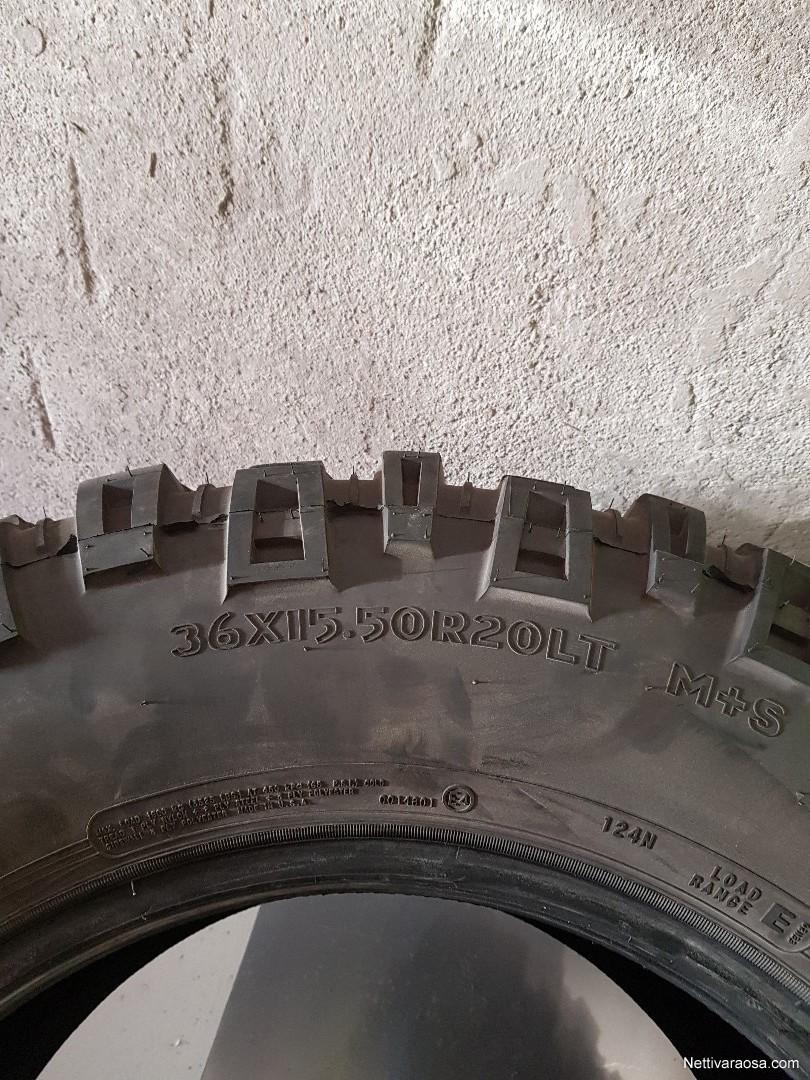 Nettivaraosa Other Make Mickey Thompson Baja Mtz Tyres 1955 Ford F100 With Thompsons