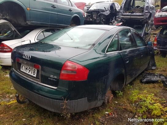 Nettivaraosa Audi A Spare And Crash Cars Nettivaraosa - Audi a6 cars com