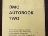 BMC Austin MG Austin A30, A35, A40 Farina