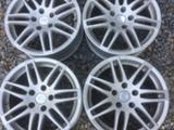 Advance wheels