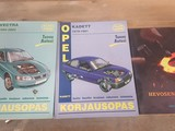 Opel Kadett, Vectra ja hevonen