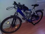 Muu Polkupyörän apumoottori 80 cc