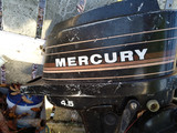 Mercury 4.5 hp
