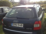 Audi A4  2,5 TDI V6