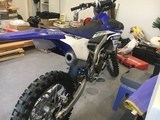Yamaha Yz250F 2017 28.4h