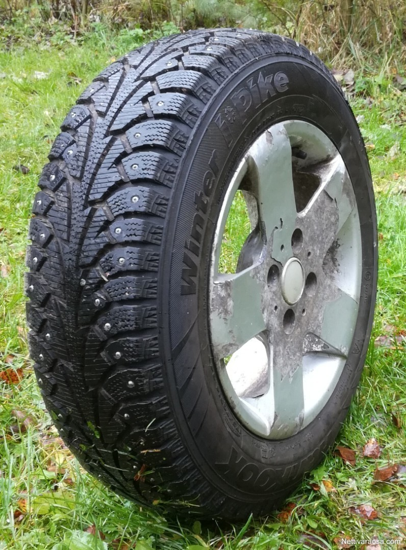 8cb1e5e1137f Nettivaraosa - Hankook Winter iPike - Hyvät nastarenkaat - Tyre sets ...