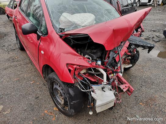 Nettivaraosa Toyota Auris 1 4 2007 Spare And Crash Cars