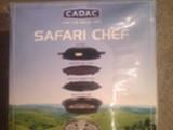 Uus kaasugrilli Safari Chef