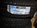 Hankook Winter I Pike LT