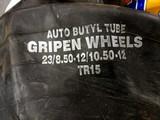 Gripen Wheels 23 8.50-12 10.50-12
