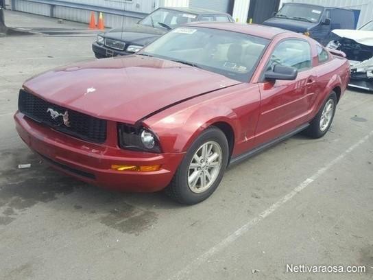 Ford Com Mustang >> Ford Mustang 2006 Varaosa Ja Kolariautot Nettivaraosa