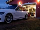 BMW LA wheel Individual V-Spoke 43