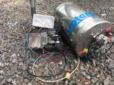 Webasto 5 kw diesel Gsm ohjauksella