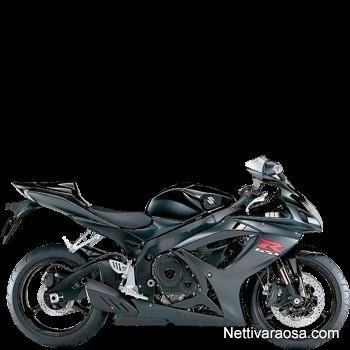 Nettivaraosa - Suzuki Gsx-r 2007 - 750 - Motorcycle spare