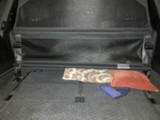 Audi Q7 Audi Q7 tavaratilan väliverkko