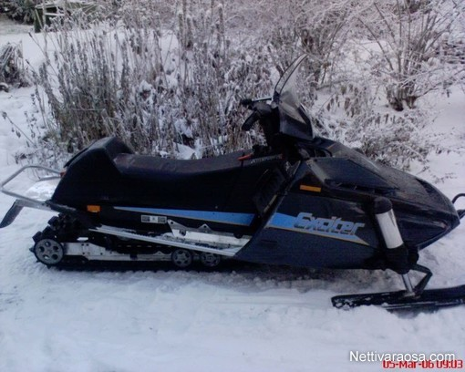 Nettivaraosa - Yamaha Exciter 570 - Snow mobile spare parts