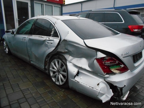nettivaraosa - mercedes-benz w221 hybrid 2009 - car spare parts