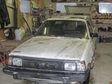Subaru Targa Pick-up