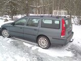 Volvo  V70 D5, S60 diesel