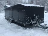 HT-TRUCK 702 7m pitkä autotraileri