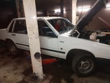 Volvo 740 vuosimalli 88