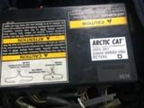 Arctic Cat ZR 500 APV
