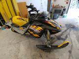 skidoo mxz 500cc