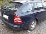 Mercedes-Benz C200CDI 90kw
