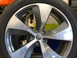 Audi  Turbine Design