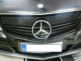 Mercedes Benz E-coupe C207