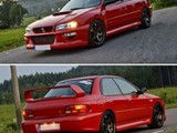 GC8 22B Replica Body kit