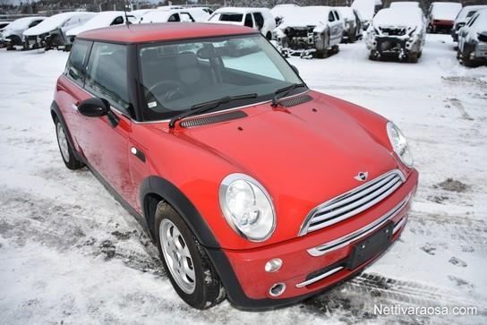 Mini Cooper Car >> Nettivaraosa Mini Cooper One 2005 Edition 7 Spare And