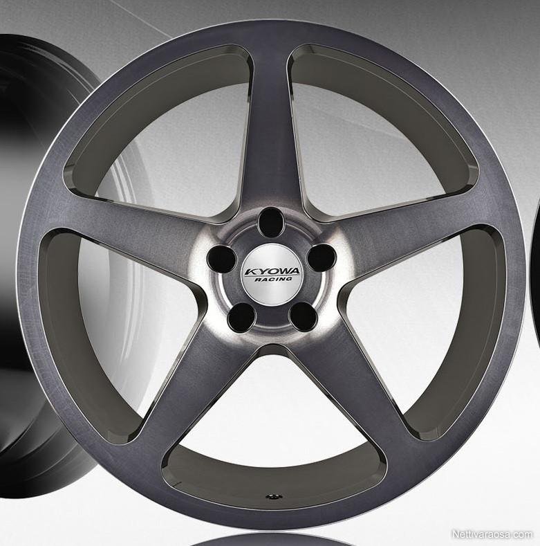 säästää uusin muotoilu paras verkkosivusto Kyowa Racing KR1249 5x130 - Rims - Nettivaraosa